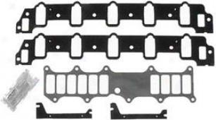 1994-2003 Dodge Ram 2500 Intake Mabifold Gasket Victor Dodge Intake Manifolx Gasket Ms16501 94 95 96 97 98 99 00 01 02 03