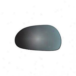 1994-2004 Ford Mustang Mirror Glass Dorman Ford Pattern Glass 51424 94 95 96 97 98 99 00 01 02 03 04