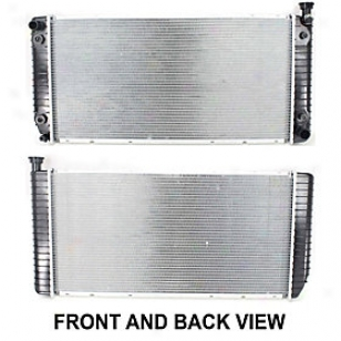 1994 Chevrolet Blazer Radiator Replacement Chevrolet Radiator P1693 94