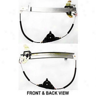 1994 Lincoln Twon Car Window Regulator Replacement Lincoln Window Regulator L391706 94