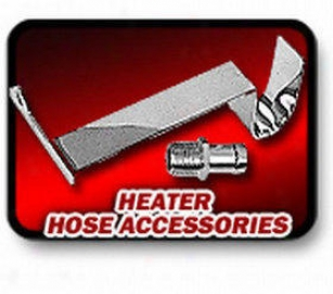 1995-1996 Am General Hummer Heater Hose Bracket Transdapt Am General Heater Hos Bracket 9679 95 96