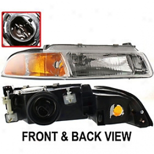 1995-1996 Chrysler Cirrus Headlight Replacement Chrysler Headlight 2O-3167-88 95 96