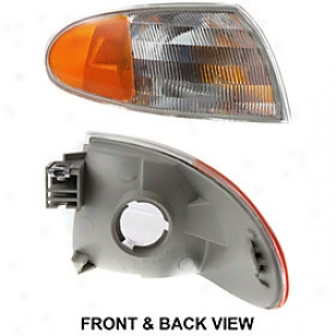 1995-1997 Ford Outline Nonplus Light Replacement Ford Nook Light 18-3152-01 95 96 97