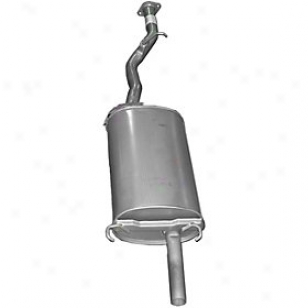1995-1997 Honda Accord Muffler Replacement Honda Muffler Reph961136 95 96 97