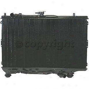 1995-1997 Kia Sephia Radiator Replacemnt Kia Radiator P2056 95 96 97
