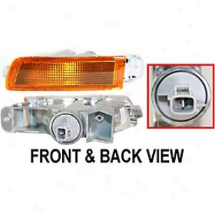 19995-1997 Toyota Avalon Turn Signal Light Replacement Toyota Turn Signal Light 3121607las 95 96 97