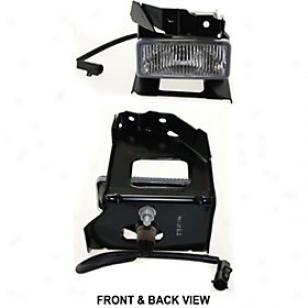 1995-1998 Ford Explorer Fog Light Repladement Ford Fog Light 19-5347-01 95 96 97 98