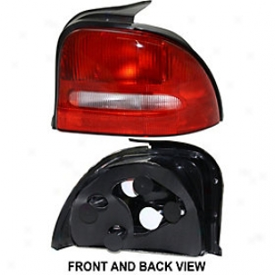 1995-1999 Dodge Neon Tail Light Replacement Dodge Tail Light 11-3244-01 95 96 97 98 99