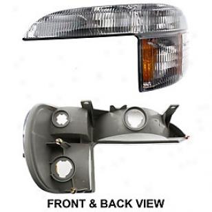1995-2000 Ford Explorer Croner Light Replacementt Ford Corner Light 18-3155-01 95 96 97 98 99 00