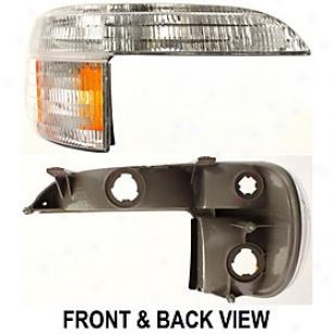 1995-2000 Ford Explorer Corner Light Replacement Ford Corner Light 18-3154-01q 95 96 97 98 98 00
