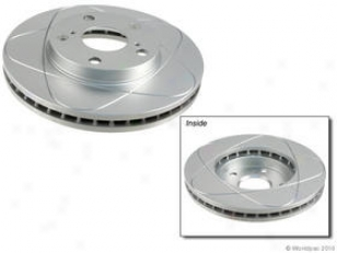 1995-2000 Lexus Es300 Brake Disc Ate Premium One Lexus Brake Disc W0133-1607202 95 96 97 98 99 00