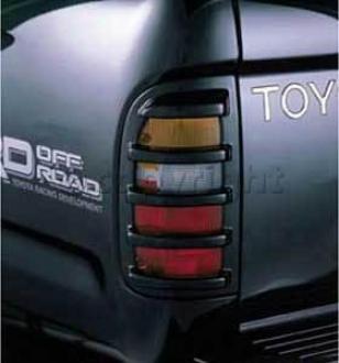 1995-2000 Toyota Tacoma Tail Light Cover Vtech Toyota Tail Light Shield 5026 95 96 97 98 99 00