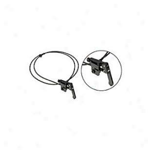1995-2001 Chevrolet Blazer Hood Cable Dorman Chevrolet Cowl Cable 912-001 95 96 97 98 99 00 01