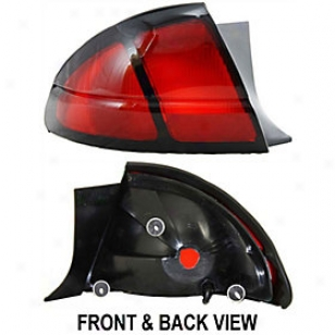 1995-2001 Chevrolet Lumina Tail Light Replacement Chevrole5 Tail Light 3321935lus 95 96 97 98 99 00 01