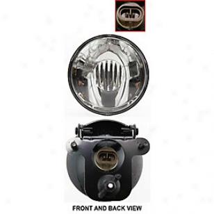 1995-2003 Pontiac Grand Prix Fog Light Kool Vue Pontiac Fog Light 19-5329-00 95 96 97 98 99 00 01 02 03