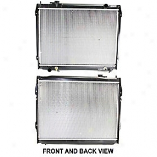 1995-2004 Toyota Tacoma Radiator Replacement Toyota Radiator P1778 95 96 97 98 99 00 01 02 03 04