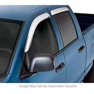 1995-2005 Chevrolet Blazer eVnt Visor Ventshade Chevrolet Emission Visor 682127 95 96 97 98 99 00 01 02 03 04 05
