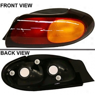 1996-1997 Ford Taurus Tail Light Replacement Ford Tail Bright 13825 96 97