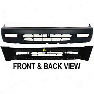 1996-1997 Honfa Accord Bumper Cover Replacement Honda Bumper Plate 1125p-1q 96 97