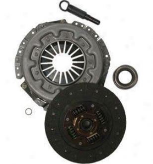 1996-1997 Nissan Pickup Clutch Kit Auto Com Nissan Clutch Kit Aci31-81034 96 97