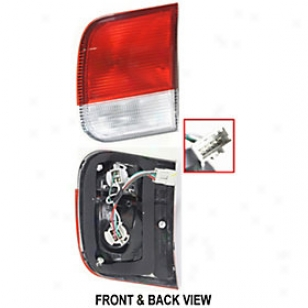 1996-1998 Honda Civic Tail Window Re-establishment Honda Limitation Lihgt H730107 96 97 98