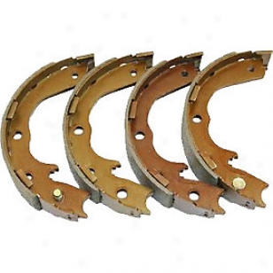 1996-1999 Acura Slx Parking Brake Shoe Beck Arnley Acura Parking Brake Shoe 081-3237 96 97 98 99