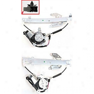 1996-1999 Infiniti I30 Window Regulator Replacement Infiniti Window Regulator N491721 96 97 98 99