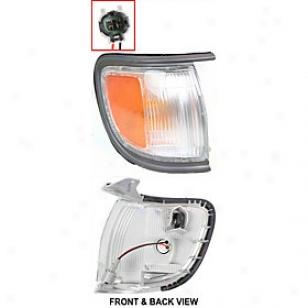 1996-1999 Nissan Pathfinder Corner Light Replacement Nissan Part Light 18-3407-32 96 97 98 99