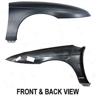 1996-1999 Saturn Sl2 Fender Replacement Saturn Fender 4625 96 97 98 99
