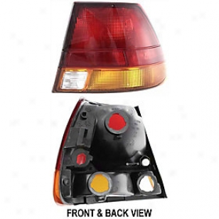 1996-1999 Saturn Sl2 Tail Light Replacement Saturn Tail Liggt 11-5155-01 96 97 98 99