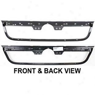 1996-1999 Volkswagen Jetta Grille Shell Replacement Volkswagen Grille Shell V071701 96 97 98 99