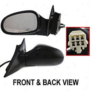 1996-2000 Chrysler Sebring Mirror Kool Vue Chrysler Mirror Ch39el 96 97 98 99 00