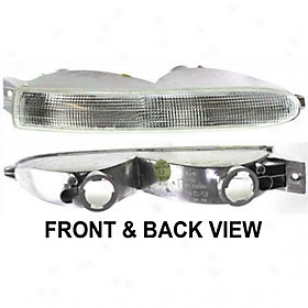 1996-20000 Chrysler Town & Country Parking Light Replacement Chrysler Parking Light 12-5063-01 96 97 98 99 00
