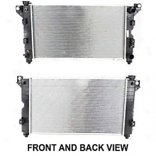 1996-2000 Chrusle rTown & Country Radiator Replacement Chrysler Radiator P1850 96 97 98 99 00