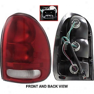 1996-2000 Chrysler Town & Country Tail Light Replacement Chrysler Tail Light 11-3067-00 96 97 98 99 00
