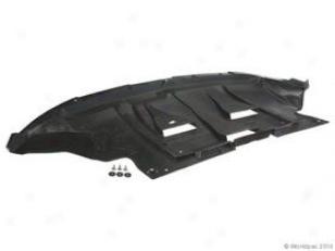 1996-2001 Audi A4 Skid Plate Oes Genuine Audi Skid Plate W0133-1735004 96 97 98 99 00 01