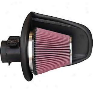 1996-2001 Ford Mustang Cold Air Intake K&n Ford Untouched by desire Air Intake 57-2523-2 96 97 98 99 00 01