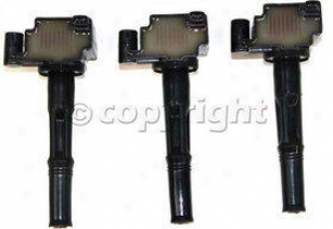 1996-200 2Toyota 4runner Ignition Coil Replacement Toyota Ignition Coil Rept504619 96 97 98 99 00 01 02