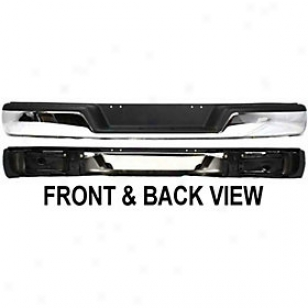 1996-2007 Chevrolet Express 1500 Step Full glass Replacement Chevrolet Step Bumper C760717 96 97 98 99 00 01 02 03 04 05 06 07