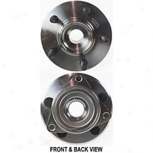 1996-2007 Ford Taurus Wheel Hub Replacement Ford Wheel Hub Repf283705 96 97 98 99 00 01 02 03 04 05 06 07