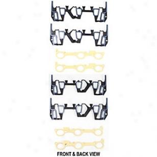 1997-1998 Buick Skylark Intake Manifold Gasket Replacement Buick Intake Numerous Gasket Repb312401 97 98