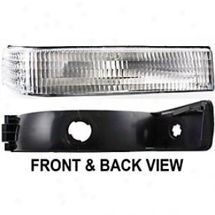 1997-1998 Jeep Grand Cherokee Turn Signal Light Replacement Jeep Turn Signal Light 12-1521-91 97 98