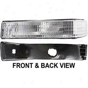 1997-1998 Jeep Grand Cherokee Turn Signal Light Replacement Jeep Turn Signal Light 12-1522-91q 97 98