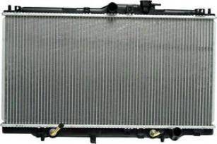 1997-1999 Acura Cl Radiator Apdi Acura Radiator 8011494 97 98 99