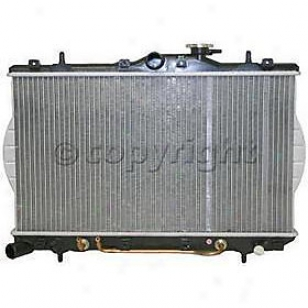 1997-1999 Hyundai Afcent Radiator Replacement Hyundai Radiator P1816 97 98 99