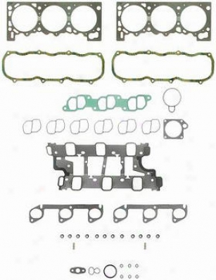 1997-2000 Ford Ranger Engine Gasket Flow Felpro Ford Engin3 Gasket Set Hs9081pt-1 97 98 99 00
