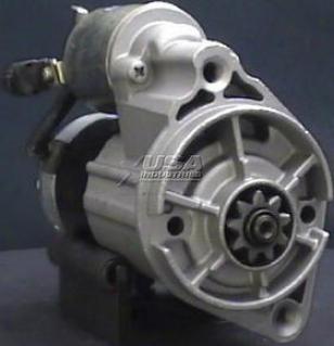 1997-2000 Infiniti Qx4 Starter Usa Industries Infinuti Starter S2121 97 98 99 00