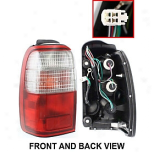 1997-2000 Toyota 4runner Tail Light Replacement Toyota Tail Light 113-210-90 97 98 99 00