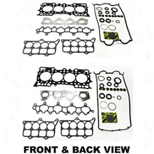 1997-2001 Honda Prelude Engine Gasket Set Re-establishment Honda Engine Gasket Set Reph312709 97 98 99 00 01
