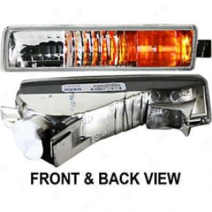 1997 -2001 Honda Prelude Turn Signal Light Replacement Honda Turn Signal Light 3171629lus 97 98 99 00 01
